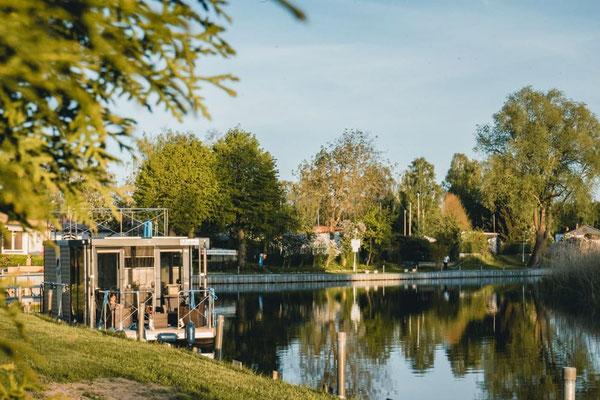Hausboot mieten in Brandenburg - Die Bootschaft