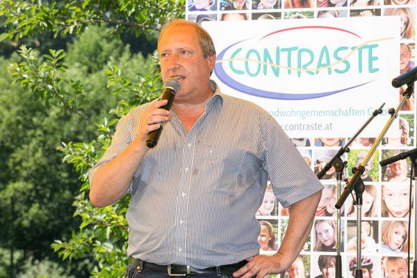 Grußworte von Landesrat Rolf Holub (Die Grünen Kärnten)