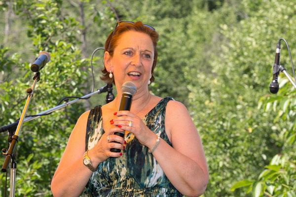 Gemeindevorständin Brigitte Lebitschnig betonten die Wichtigkeit der Kinder- und Jugenhilfe