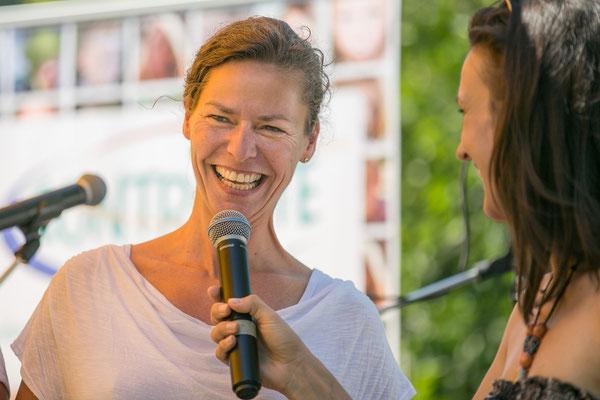 """Ursula Stocker, Bereichsleiterin """"Stationäre Angebote Contraste"""" erzählt über die stationäre Unterbringung"""