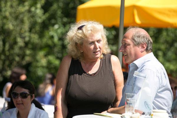 Christine Gaschler-Andreasch im Gespräch mit Rolf Holum