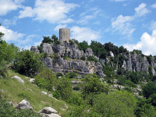 La Tour de la reine Jeanne - Balazuc