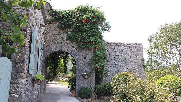 Porte de la Sablière - Balazuc