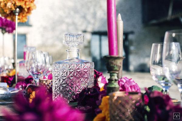 décoration-champetre-mariage-a-soie-virginie-isere-chateau-salle-de-reception