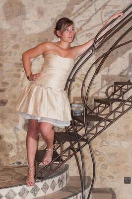 robe-demoiselle-d'honneur-sur-mesure-bustier-jupon-à-volume-plissé-sur-mesure-emmanuelle-gervy