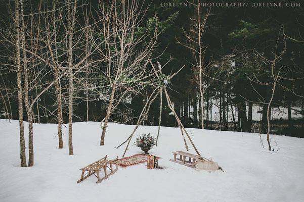 mariage-neige-inspiration-decoration-luge-montagne-hiver-emmanuelle-gervy
