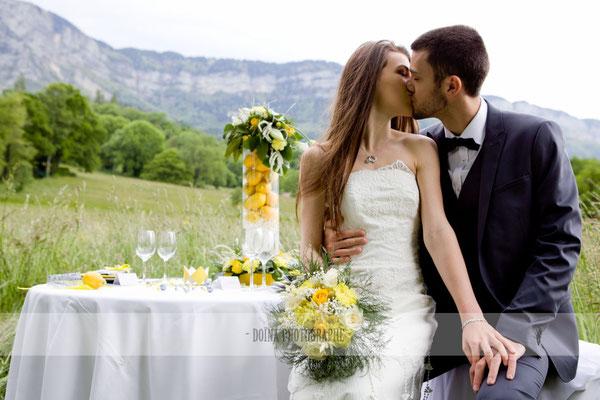 emmanuelle-gervy-robe-de-mariee-bustier-dentelle-broderie-mariage-boheme-fleurs-jaune-gris-nature