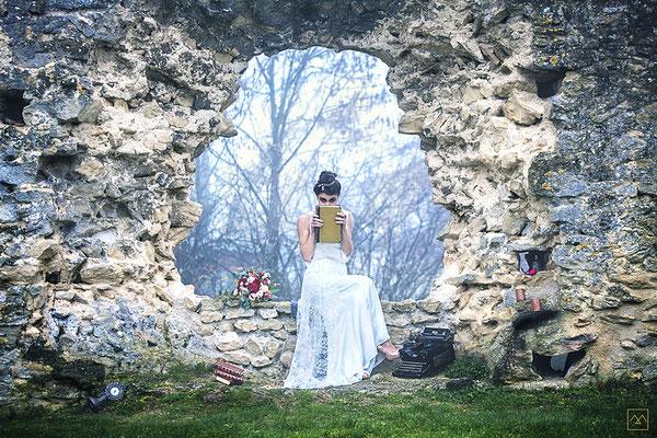 emmanuelle-gervy-robe-de-mariee-dentelle-calais-roches-couvent-des-carmes-ruine-chateau