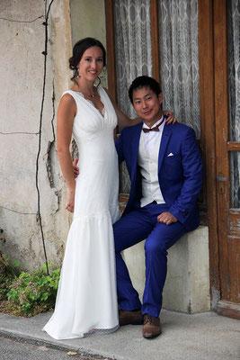 robe-mariée-boheme-grenoble-dentelle-plumetis