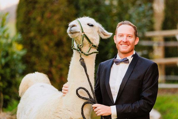 mariage-boheme-wedding-lama-fun-costume-mari-chateau-morgenex-emmanuelle-gervy