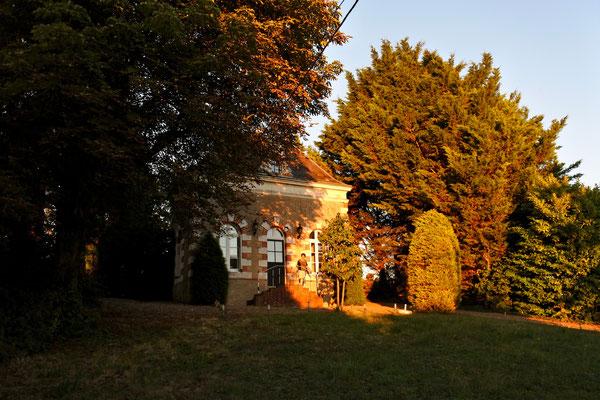 """""""Le pavillon de Vernay"""" in 'Pays de Loire'"""