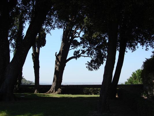 Villa d'Este in Tivoli (Italië)