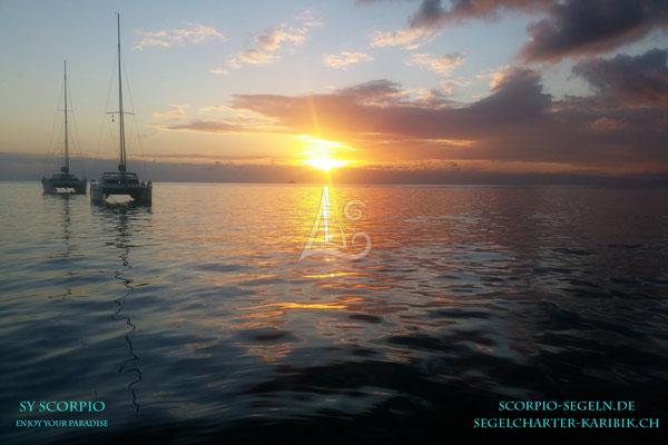Die Sonnenuntergänge