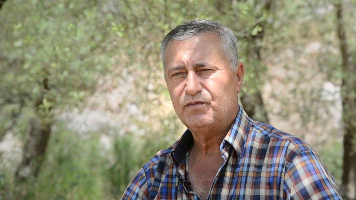 Mustafa Akın   Yırca Köyü Muhtarı