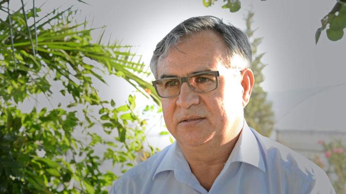 Mehmet Sever   Bademler Köyü Tarımsal Kalkınma Kooperatifi Başkanı