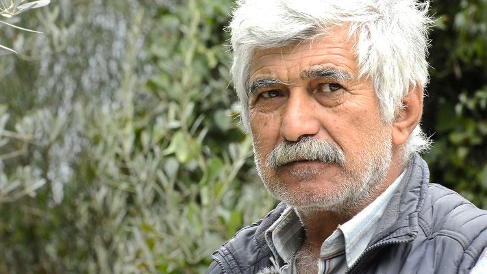 Ali Furuncu   Zeytin Üreticisi