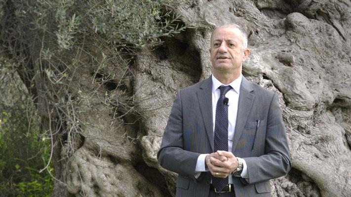 Ertuğrul Tugay   İzmir Büyükşehir Belediyesi Tarımsal Hizmetler Dairesi Başkanı