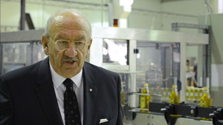 Cahit Çetin   Tariş Zeytin ve Zeytinyağı Birliği Başkanı
