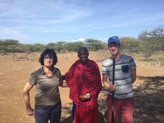 TouchLife und Massai