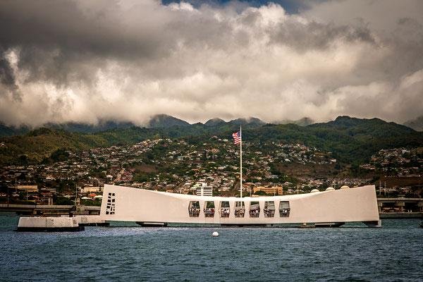 Oʻahu: Pearl Harbour: U.S.S. Arizona Memorial