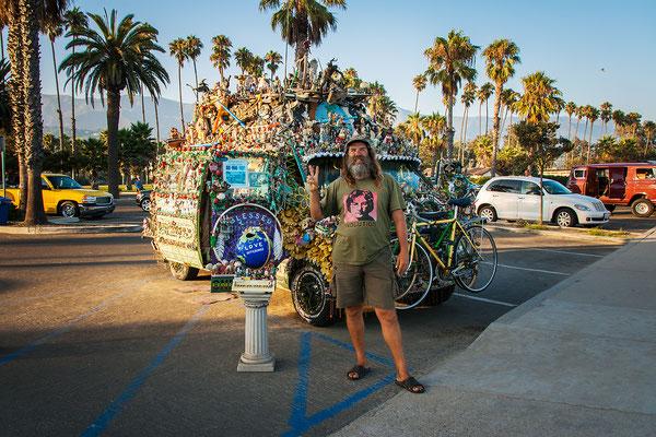 Santa Barbara: Palm Park Parking