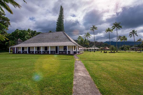 Kauai: Hanalei Valley: Waiʻoli Mission District