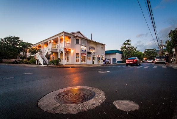 Maui: Lahaina Kupuohi Street