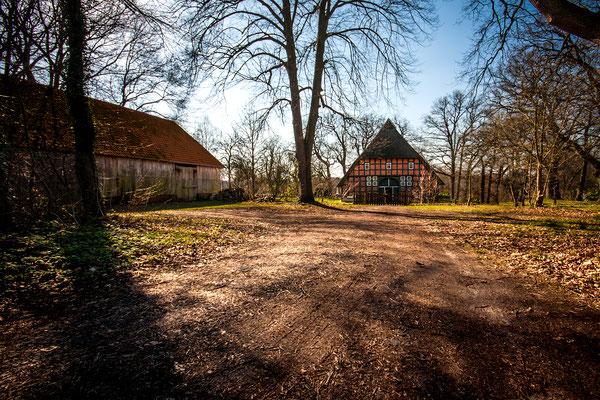Dötlingen: Fachwerk-Bauernhaus 2010
