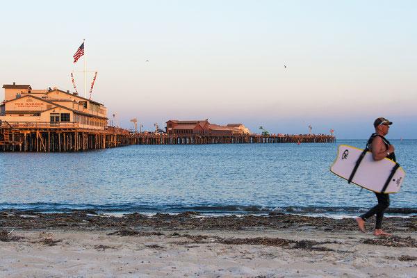 Santa Barbara: Stearns Wharf