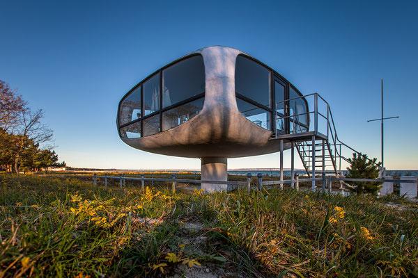 Rügen: Binz, ehemaliger Rettungsturm