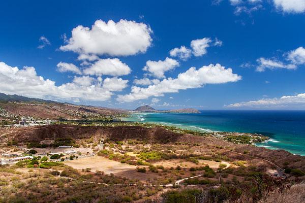 Oʻahu: Diamond Head Crater