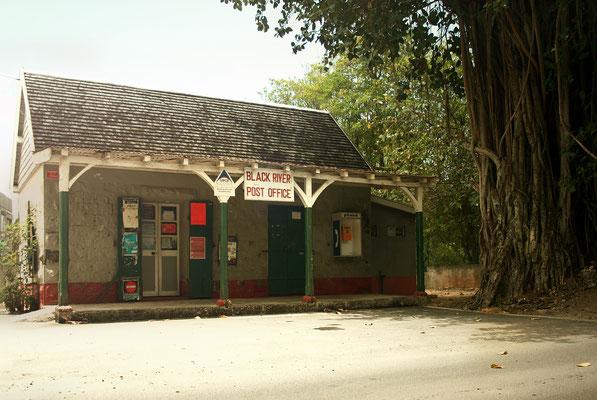 Rivière Noire: Bureau de poste