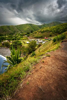 Maui: North Shore: Kahakuloa Bay