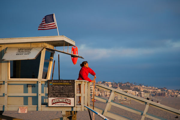 Venice Beach: Lifeguard Tower