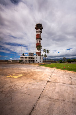 Oʻahu: Pearl Harbour: Ford Island: Control Tower