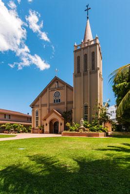 Maui: Lahaina: Maria Lanakila Catholic Church
