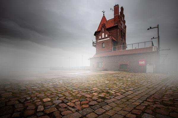 Stralsund: Lotsenhaus