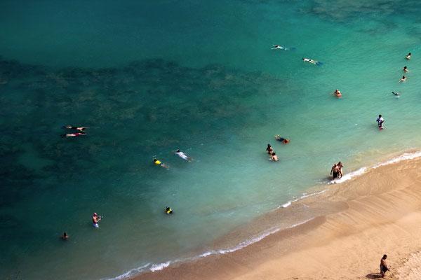 Hanauma Bay. Oahu. Hawaii 2008
