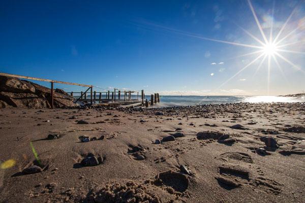 Rügen: Vitt, Strand