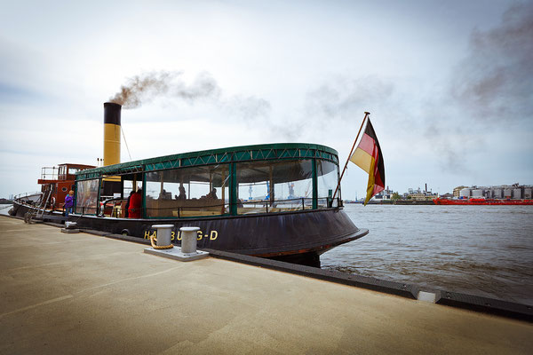 Hafencity - Blankenese. April 2012