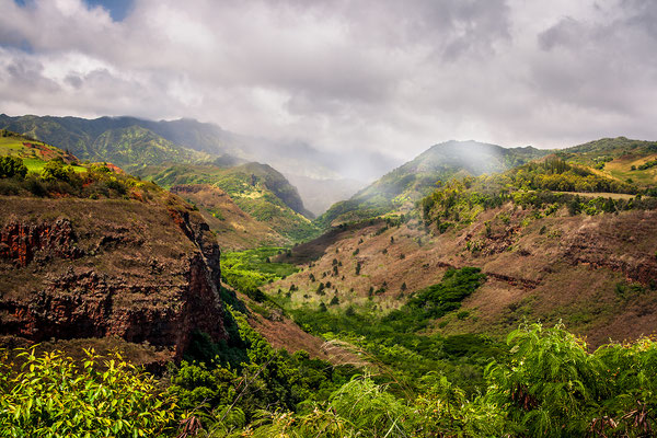 Kauai: South Shore: Hanapepe Valley
