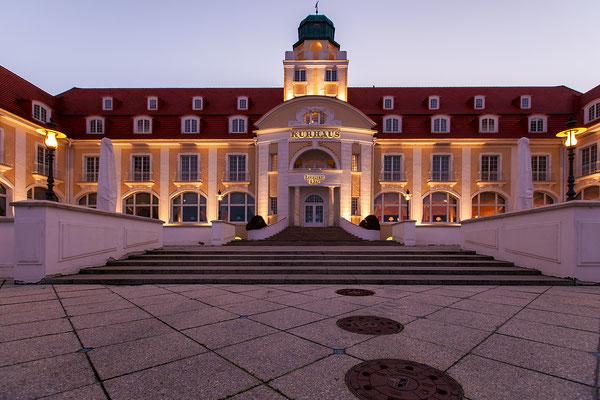 Rügen: Binz, Kurhaus
