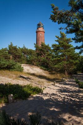 Darßer Bodden: Leuchtturm Darßer Ort
