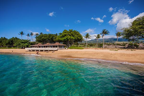 Maui: Kaanapali Beach: Cast off for sailing