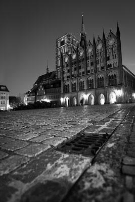 Stralsund: Rathaus