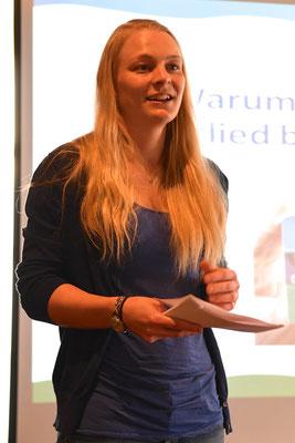 Kathrin Rehders, Referentin des LandFrauenVerbands Schleswig-Holstein