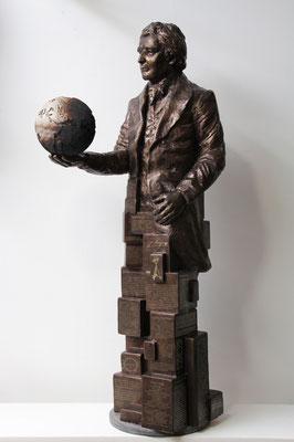 Buste, Sculpteur, Langloys, Arago