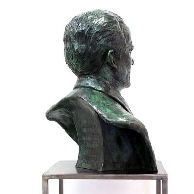 Buste-Andre-Dejean-sculpteur-artiste-Langloÿs