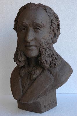 Buste, de Jules Ferry, Sculpteur, Langloÿs