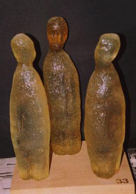 Jésus et deux disciples